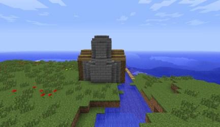 Minecraft Blacksmith Inside 5
