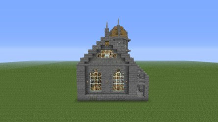 town hall stone minecraft funy schemagic info announcement feature read planetminecraft