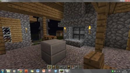 blacksmith forge area project minecraft planetminecraft