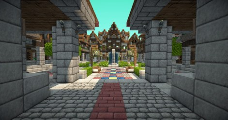 medieval square town minecraft lovely info update1 builders needed schemagic announcement feature read pmcview3d
