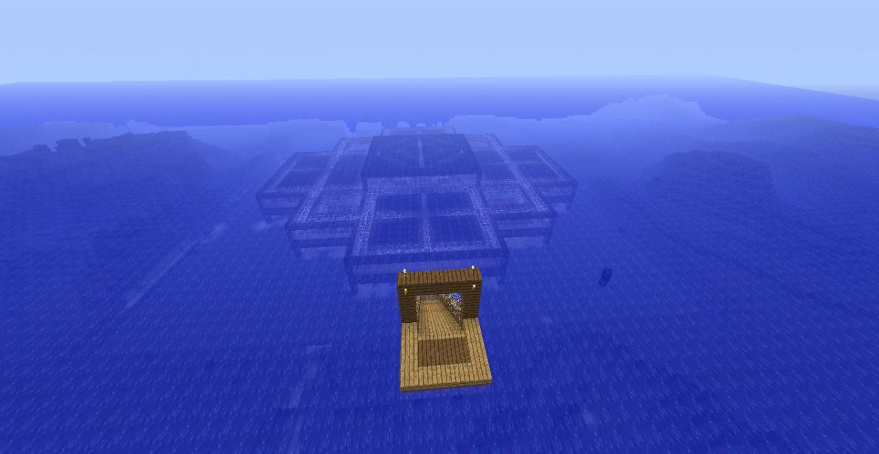 Minecraft Underwater Awesome