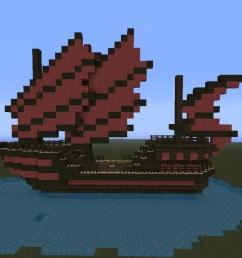 ships schematics minecraft project minecraft small boat schematic minecraft boat schematic [ 1280 x 670 Pixel ]