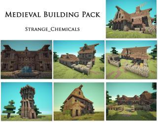 medieval pack building archery minecraft range chemicals strange planetminecraft resource