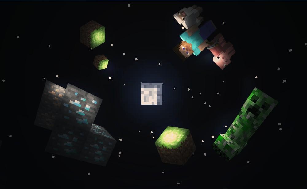 Cute Keyboard Wallpaper Planet Craft Minecraft Project