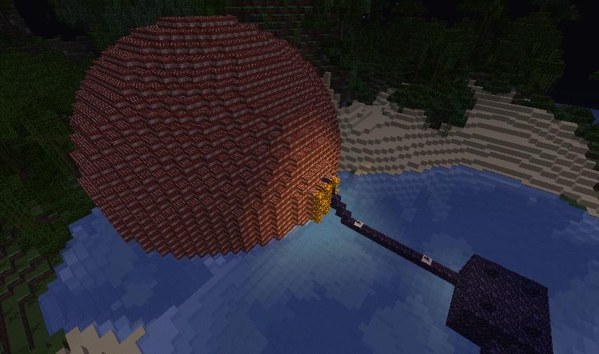 Big Ball Tnt Minecraft