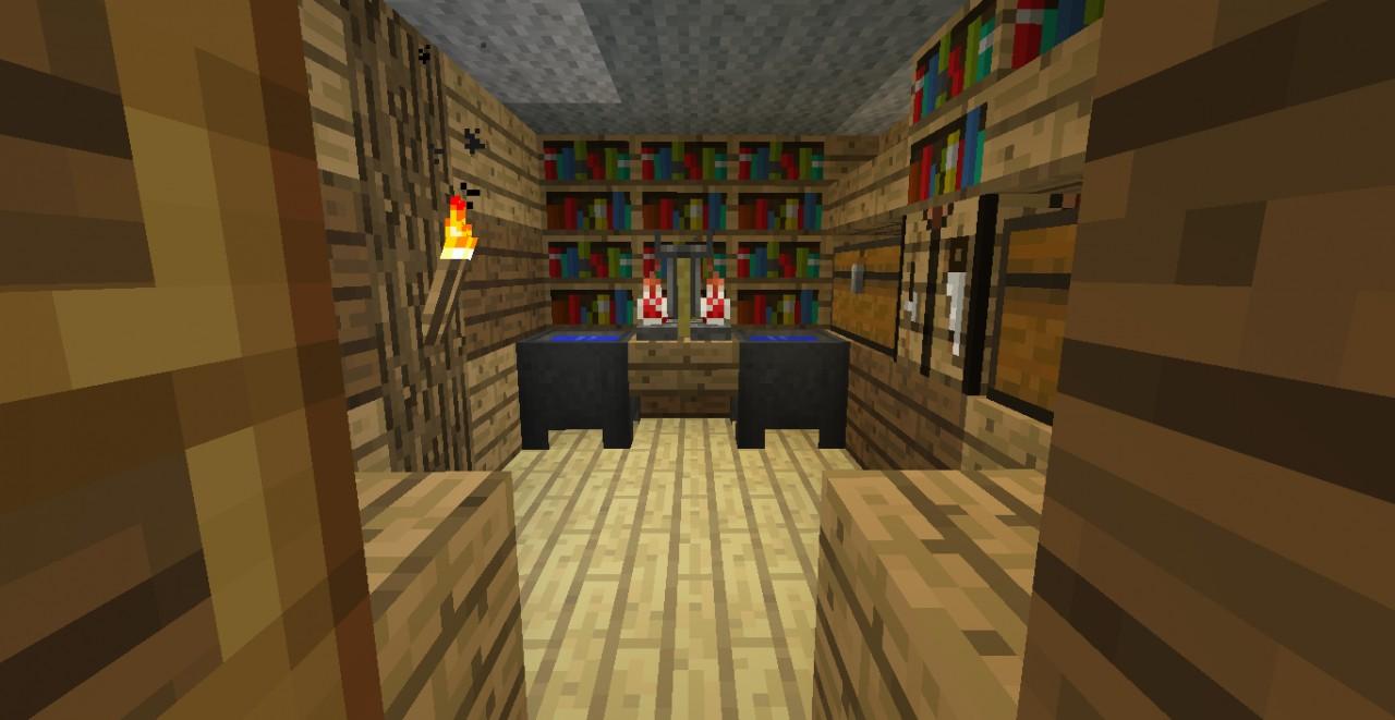 Notch S Belated Birthday Cake House Minecraft Project