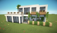 Modern House Pack [5 Houses] Minecraft Project