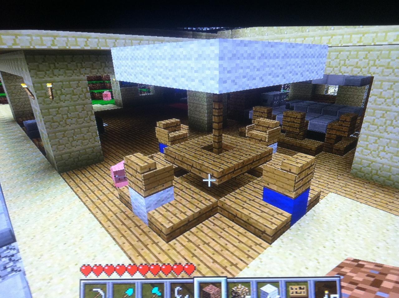 Xbox Minecraft Beach House Minecraft Project