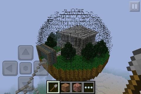 Amazing Minecraft Pocket Edition Map Creative Minecraft