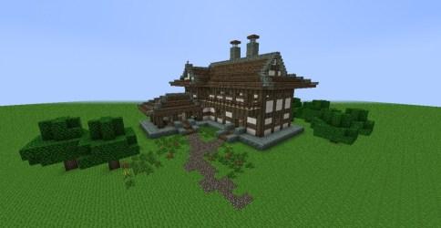 japanese edo blacksmith building period minecraft forge bundle