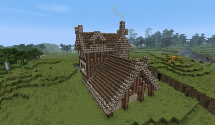 medieval houses buildings minecraft armorer bundle progress