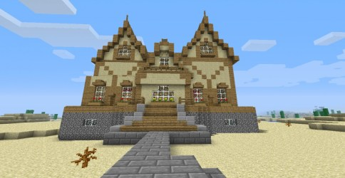 cool minecraft awesome idea amazing designs building three project houses newdesignfile