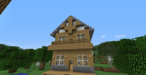 cool awesome minecraft three planetminecraft project