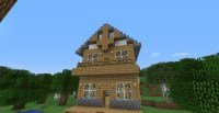 House ideas ( three cool awesome house ) Minecraft Project