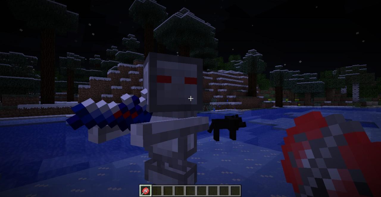 Tech Texture Pack Minecraft