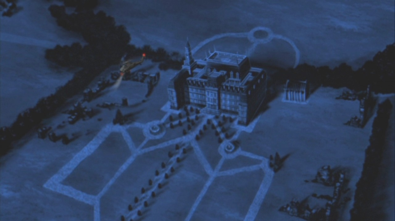 Girl Alucard Wallpaper Monor House Based On Hellsing Mansion Minecraft Project