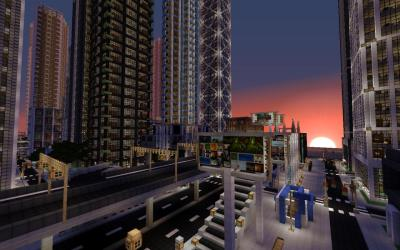 minecraft modern project cities center crafton detailed work planetminecraft things projects progress