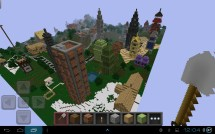 Mc Pe Map Rsstown Minecraft Project