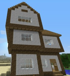 cool awesome minecraft project three map