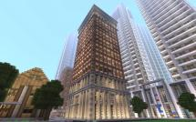 Yorkville Building Minecraft Project