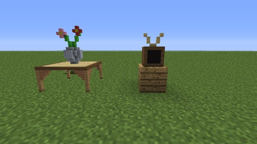 Little Blocks Mod House Minecraft Project