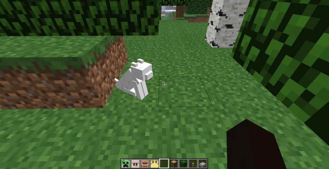 Take OverOrigami The Mod 05 Minecraft Mod