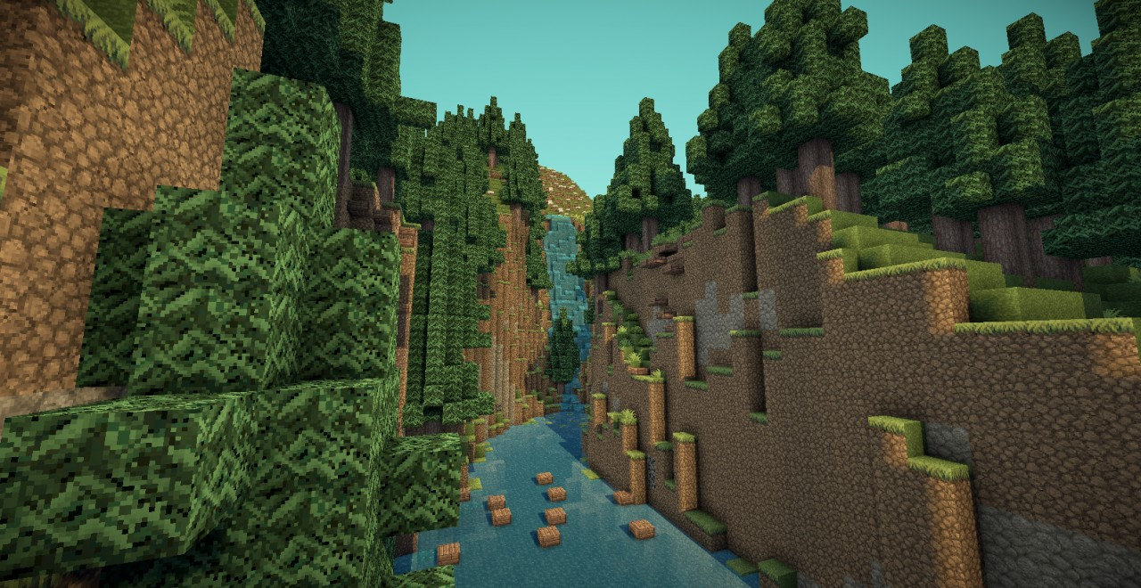 Skyrim Map Adventure Minecraft