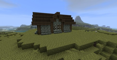 medieval minecraft simple project