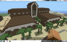Hotel Minecraft Project