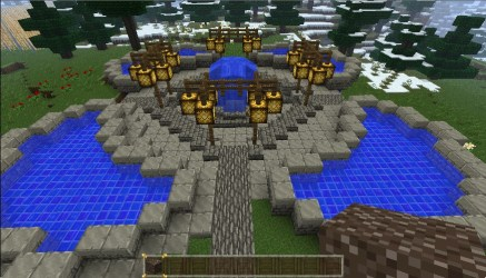 town square minecraft project quests medievil