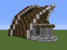 Pics Futuristic Building Minecraft