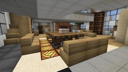 modern table dining minecraft