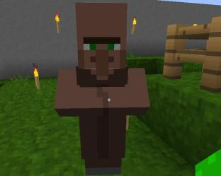 minecraft villager village villagers wiki manage blacksmith