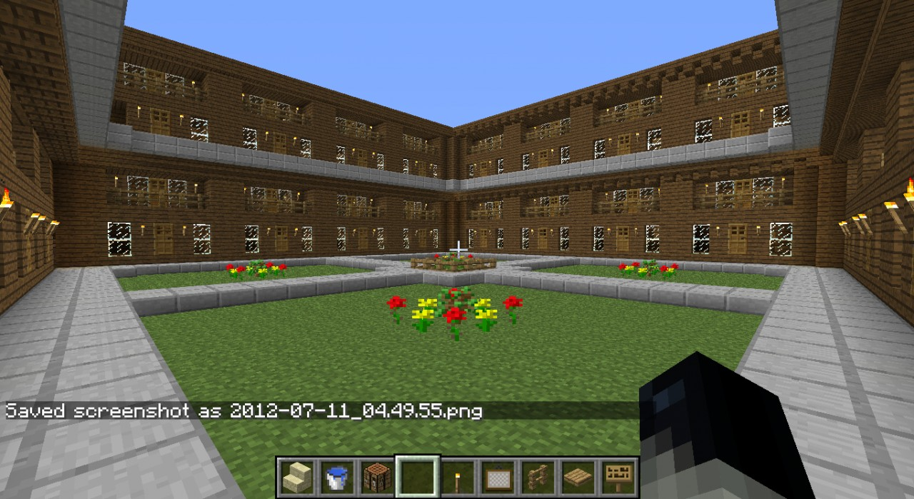 scepter heights apartment village Minecraft Project