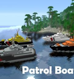 patrol boat pack 2 new colour schemes new schematic  [ 1280 x 660 Pixel ]