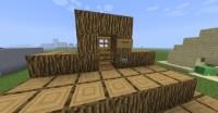 Basic Zombie Proof Wooden Door Minecraft Project