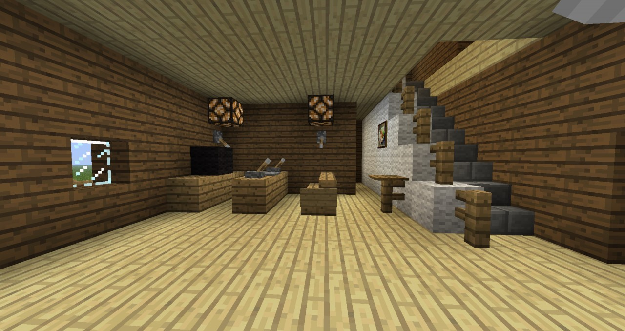 Pops House In Regular Show Request Minecraft Project