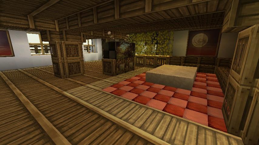 FREN Modern Mexican Villa NEW FURNITURE Minecraft Project