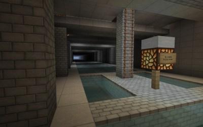 minecraft modern sewers crafton newly week added progress detailed work