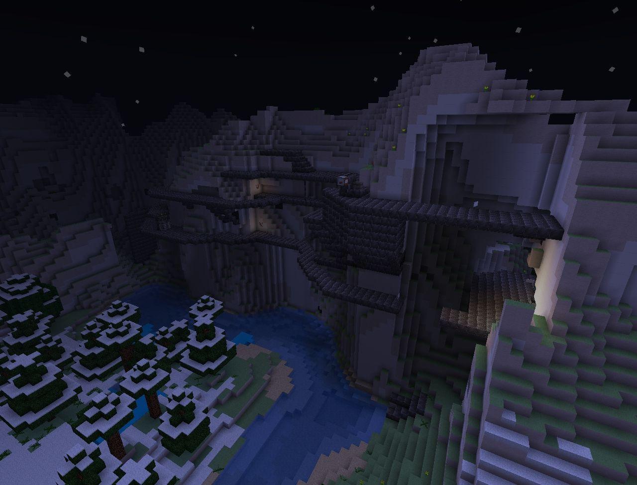 Alien Invasion Minecraft Project