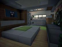 Minecraft Modern Bedroom Ideas