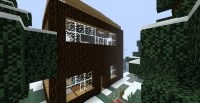 Herobrine House Minecraft Project