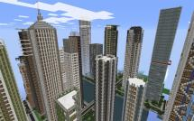 Riverport Modern City Project - Work In Progress