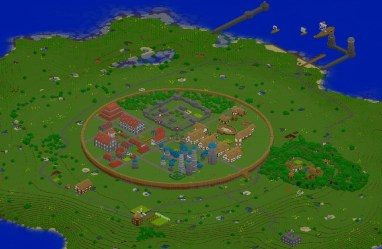 Contest How to Make a Good City/Town/Village