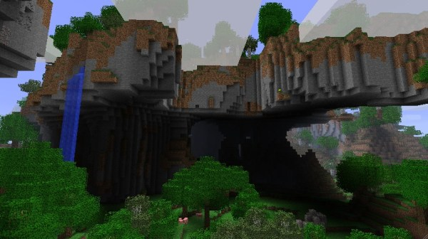 25+ Amazing Landscape Minecraft Seed Pictures and Ideas on