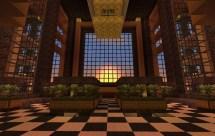 Minecraft Modern Hotel