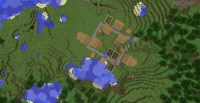 A possible herobrine seed Minecraft Project
