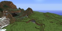 a new possible herobrine seed Minecraft Project