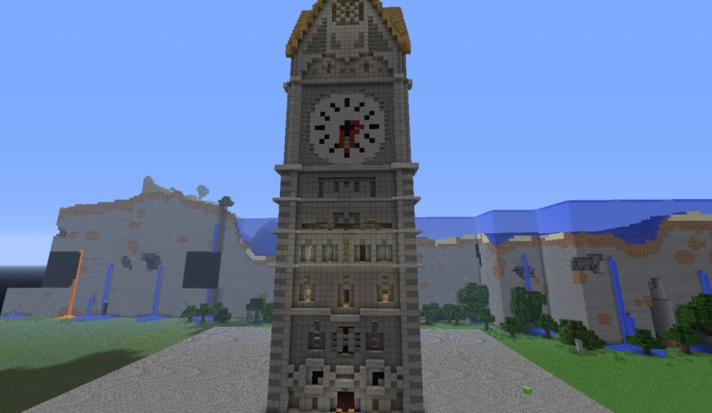 medium resolution of minecraft clock circuit clock circuit minecraft pinterest alfa romeo front tower speaker 4 ohm wiring diagram