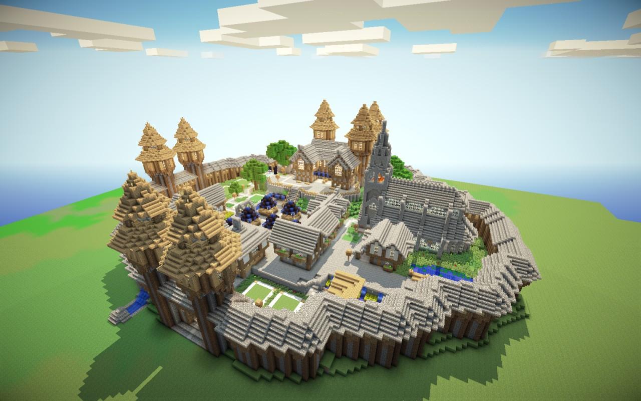 98 Minecraft Schematics The Minecraft Creations And